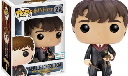 "New Barnes and Noble Pre-release ""Harry Potter"" Neville Longbottom Pop! Vinyls Now Available"