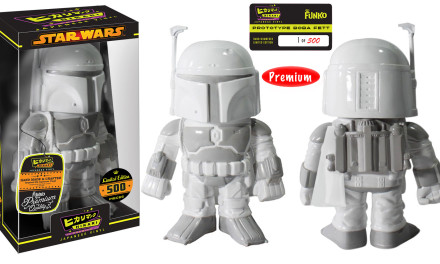 New Star Wars Prototype Boba Fett Hikari Now Available on Funko-shop.com