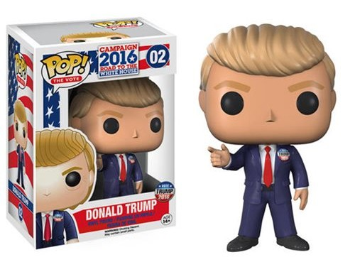 New Hilary Clinton, Donald Trump and Bernie Sanders Pop! Vinyls Coming Soon