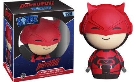 Two New Daredevil TV Series Dorbz to be Released in May