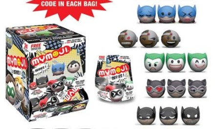 New DC Comics, Dispicable Me, TMNT and My Little Pony Mymojis Coming Soon