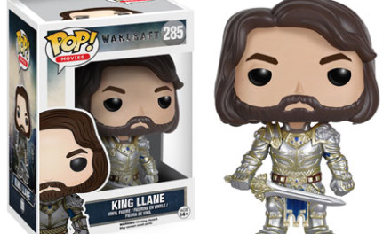 New Warcraft Pop! Vinyls Based on the new Movie Coming Soon!