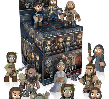 New Warcraft Mystery Minis to be Released in May