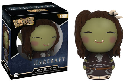A Look at the new Warcraft Dorbz