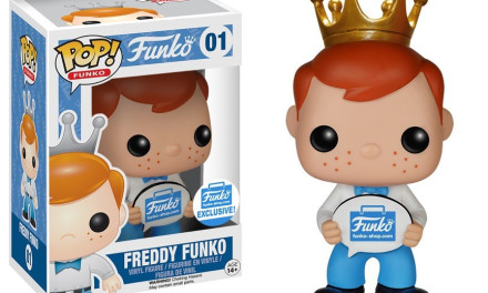 New Funko-Shop Exclusive Freddy Funko Now Available Online