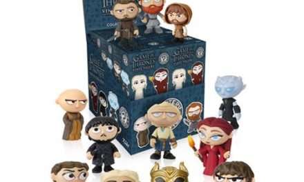 Previews of the new Game of Thrones Mystery Minis Series 3 Released