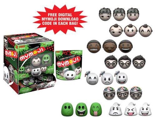 New Five Nights at Freddy's and Ghostbusters Mymojis Coming Soon!