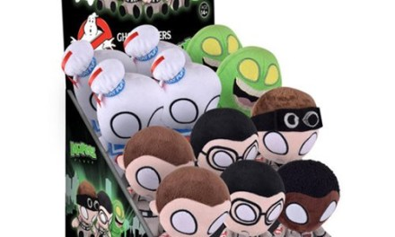 Previews of the Upcoming Ghostbusters Mopeez Plush Collectibles