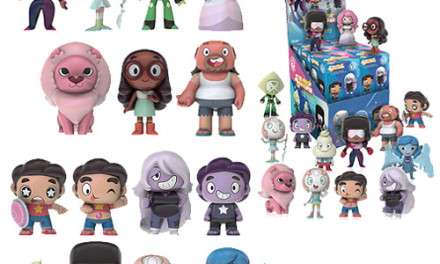 New Steven Universe Mystery Mini Series to be released in July