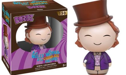 New Willy Wonka and Oompa Loompa Dorbz Coming Soon!