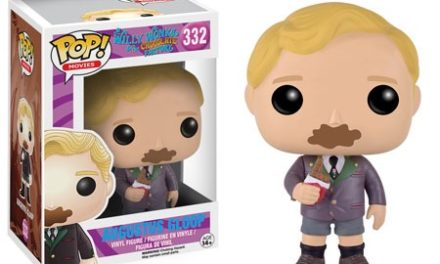 New Willy Wonka and the Chocolate Factory Pop! Vinyls Coming this Summer