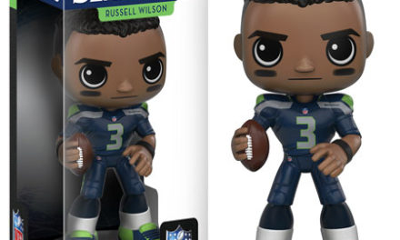 New NFL Wacky Wobblers to be Released in August
