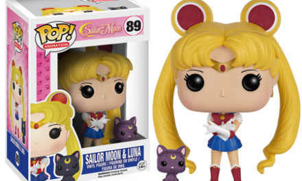 New Sailor Moon Pop! Vinyls Coming Soon!