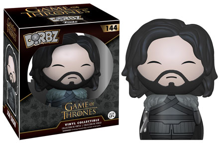 A Look at the new Game of Thrones Dorbz Collection