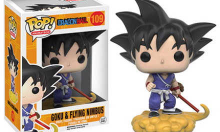 New Dragon Ball Z Pop! Vinyls to be Released in July!