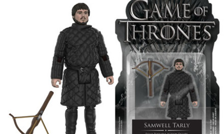 New Game of Thrones Action Figures and Playset to be Released in June