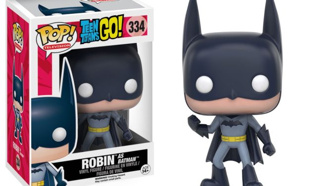 """Detailed Look at the Upcoming Toys""""R""""Us Exclusive Teen Titans Go! Pop! Vinyls"""
