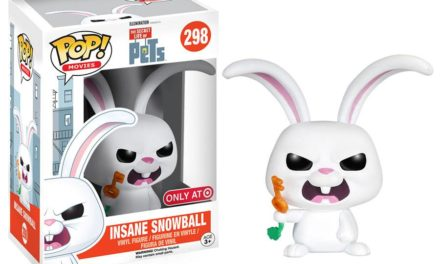 Official Photo of the Upcoming Target Exclusive Secret Life of Pets Insane Snowball Pop Released