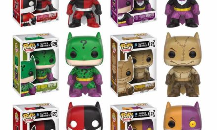 Detailed Look at the Upcoming Batman Imposter Pop! Vinyl Series!