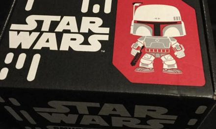 Review of the new Star Wars Smugglers Bounty: Bounty Hunters Box by Funko (Spoilers)