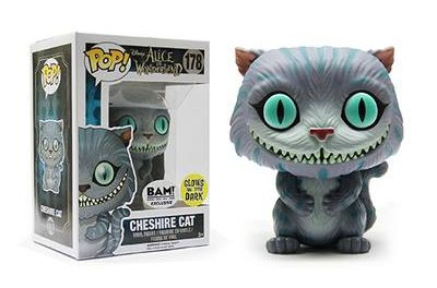 New BAM Exclusive Cheshire Cat Pop! Vinyl Now Available Online