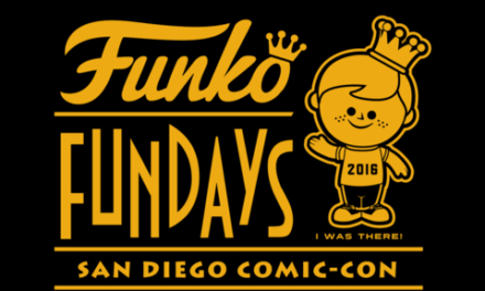 2016 Funko Fundays Tickets to go on sale June 1st