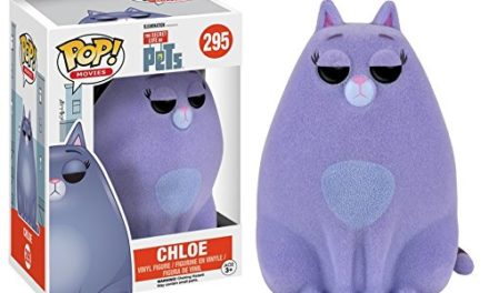 New Amazon Exclusive Secret Life of Pets Flocked Chloe Pop! Vinyl now available for Pre-order