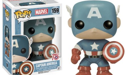 New Amazon Exclusive 75th Anniversary Sepia Captain America Now Available Online