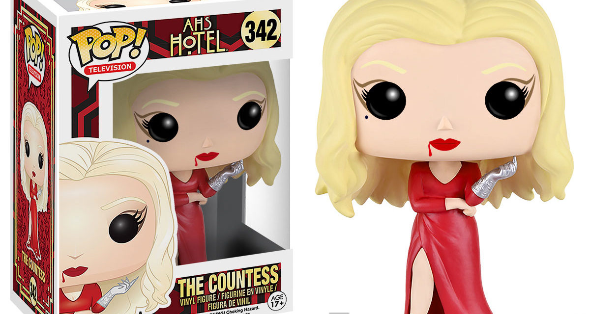 New American Horror Story The Countess Pop! Vinyl Coming Soon!