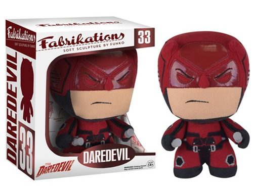 A Look at the Upcoming Daredevil Fabrikation Plush Figure