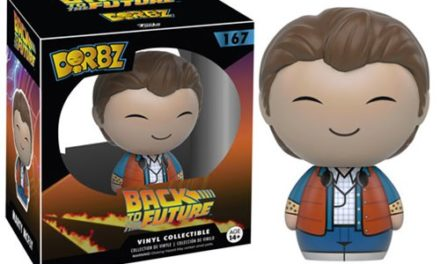 Official Previews of the new Back to the Furture Dorbz and Dorbz Ridez