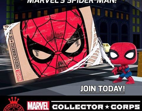 Theme for the Upcoming August Collectors Corp Box Announced