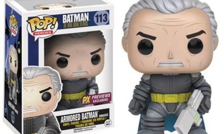 New Previews Exclusive Batman: The Dark Knight Returns Pop! Vinyls Now Available for Pre-order