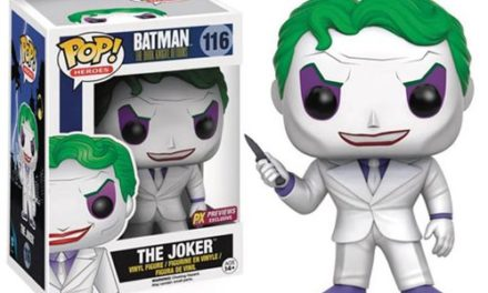 Diamond, Funko Celebrate 30 Years of the Dark Knight Returns with PREVIEWS Exclusive Vinyl Figures