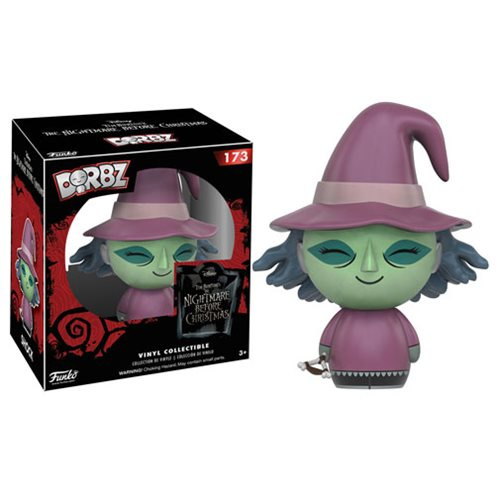 New Series of Nightmare Before Christmas Dorbz by Funko Coming Soon!