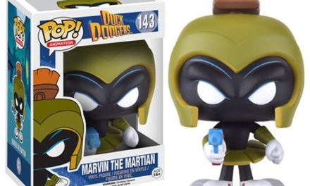 New Duck Dodgers Pop! Vinyls Collection by Funko Coming Soon!