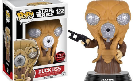 Preview and Pre-order Info for the Upcoming Toy Wars Exclusive Zuckuss Pop! Vinyl