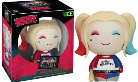 Previews and Pre-order info for the new Suicide Squad Dorbz
