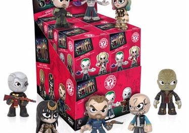 A Look at the Upcoming Suicide Squad Mystery Minis by Funko