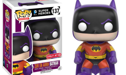 New Funko Shop at Select Target Stores and Previews of the Batman and Joker Exclusives