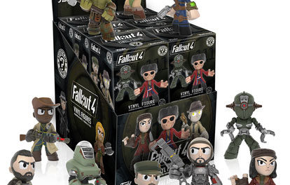 New Fallout 4 Mystery Minis Series to be Released this Fall