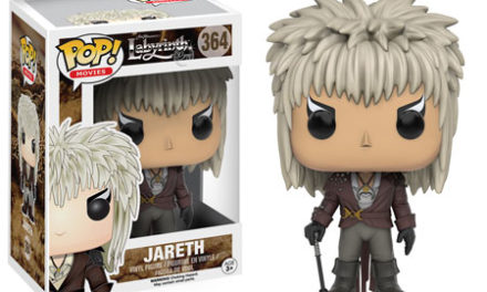New Labyrinth Pop! Vinyls to be released in September