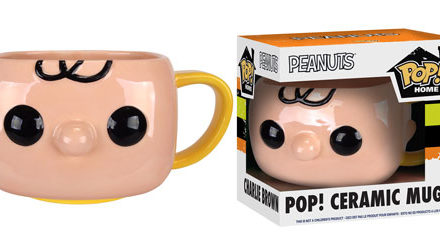 New Peanuts Pop! Home Mugs to be Released in August