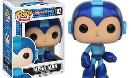 New Mega Man Pop! Vinyl Collection to be Released in August