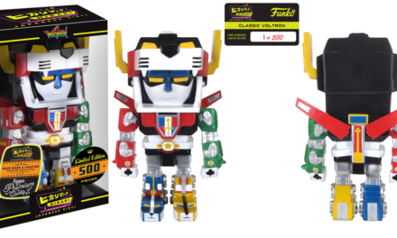 New Gemini Collectibles Classic Voltron Hikari by Funko Now Available for Pre-order
