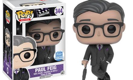 Ghostbusters Director Paul Feig Pop! Vinyl to be released Friday!
