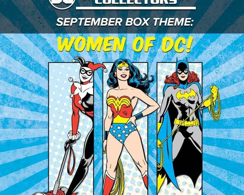 September's Legion of Collectors Box Theme Has Been Announced