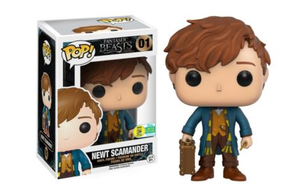 Previews of the Upcoming Fantastic Beasts and Harry Potter SDCC Exclusives