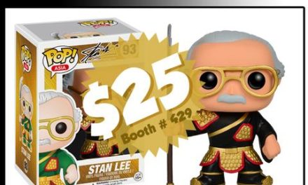 New Stan Lee Collectibles SDCC Exclusive Stan Lee as General Guan Yu Coming Soon!