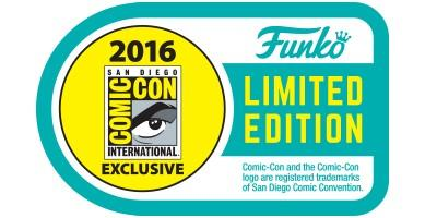 Funko Announces their 2016 SDCC Shared Exclusives